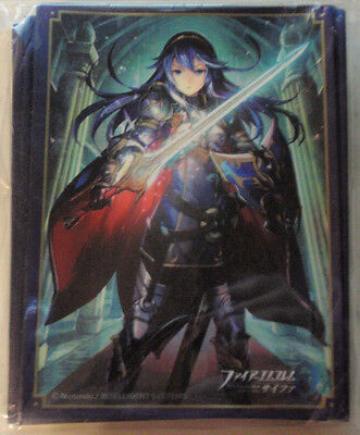 Fire Emblem Cipher Lucina Sleeves Opened