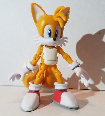 Rare Jazwares Sonic the Hedgehog Figure - Tails the Fox Miles Prower