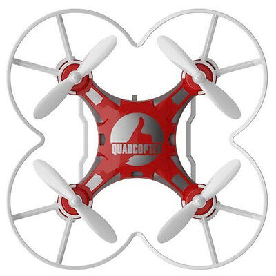 Mini Pocket Drone 4CH 6 Axis Gyro RC Micro Quadcopter with 3D Flip RTF Mode G3G4