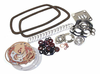VW Air Cooled Bus Type 2  55-59, 36 HP Complete Engine Gasket Kit  111 198 003A