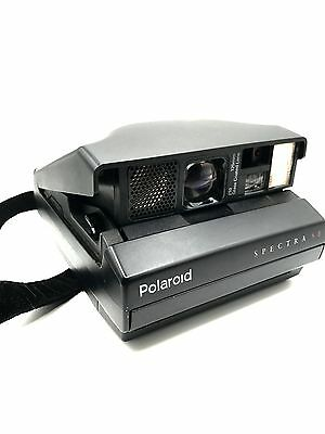 Polaroid Spectra SE Camera, Using Image / spectra film