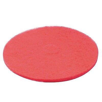 "Premiere Pads 4020RED Floor Buffing/Cleaning/Polishing Pad 20"" Diameter Red (..."