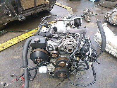 Holden Commodore VR V6 Engine Low Km,s