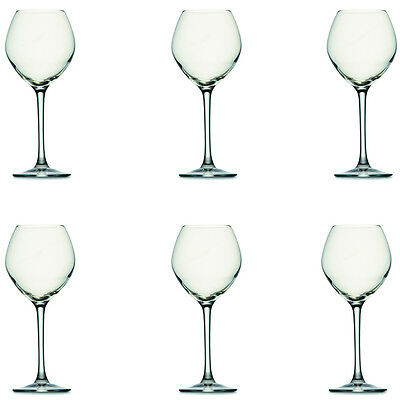 Valencia White Wine Glass Pack of 6 Glasses Set Brush Drink Decanters Champagne