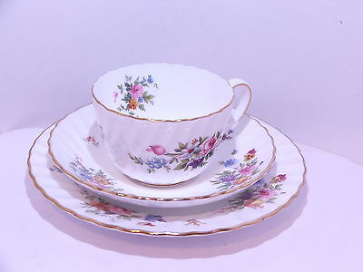 Minton Marlow trio cup saucer and plate 1st/2nd quality