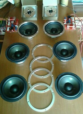 CAV Audio Dp880 speakers kit per Autocostruzione diffusori.