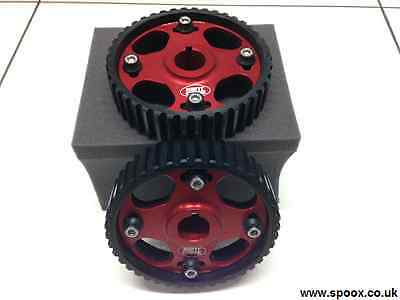 Kent Cams Peugeot 306 S16 Vernier Pulleys