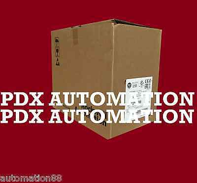 2017 Sealed 25BD010N104 Powerflex 525, 5HP, Catalog 25B-D010N104 Ser A