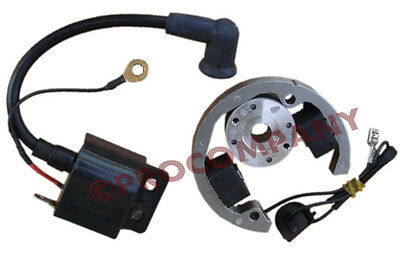 New Stator Rotor Flywheel Ignition Coil kit working with KTM 50 Senior Adventure