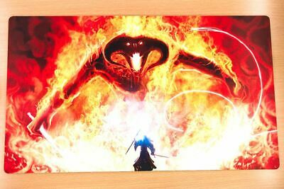 F1763 Free Mat Bag The Lord Of The Rings TCG Playmat Desk Mat Game Mouse Pad