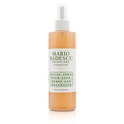 Mario Badescu Facial Spray with Aloe, Herbs & Rosewater - For All Skin 236ml