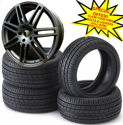 """18"""" Amarok t5 t6 Vauxhall Insignia Alloy wheels & tyres rs4 style"""