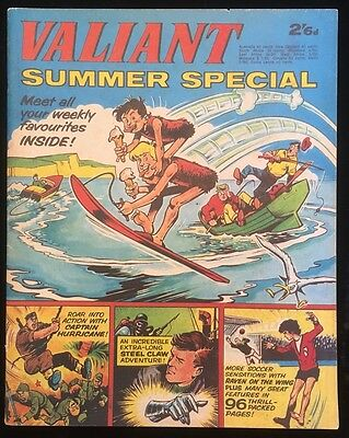 Valiant Summer Special 1969 - 4th One - Holiday Fun - All Complete and Untouched