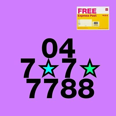 Gold mobile phone number PREMIUM 047x7z7788 with trio SIM card