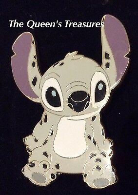 Disney Stitch as 101 Dalmatian Puppy Pin LE 100
