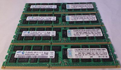 IBM 49Y1397-MT 1 x 8GB PC3-10600 DDR3-1333 ECC Registered 240-pin DIMM