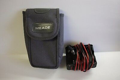 10AA Telescope Battery Pack for Meade ETX & DS Scopes -  HARD TO FIND PART!