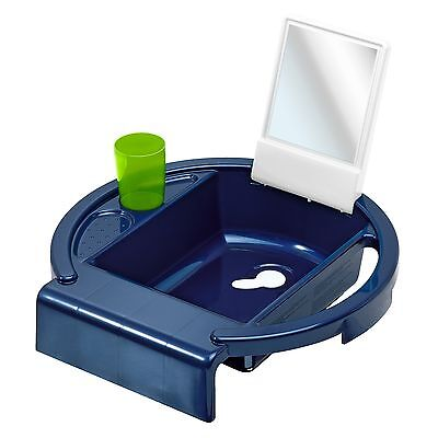 Rotho Kiddy Wash Kinder - Waschbecken perl blue - lime