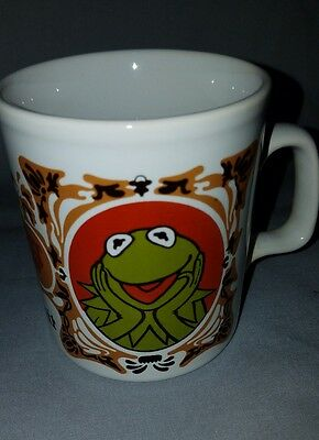 Kermit the Frog The Muppet Show Mug