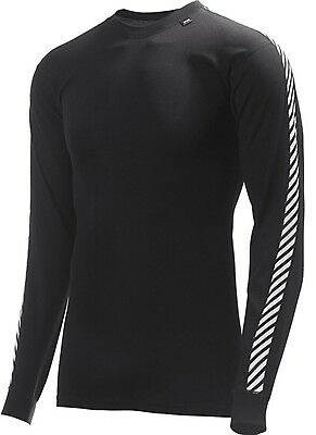 Helly Hansen Dry Stripe Crew Baselayer Men's Medium 48800-998