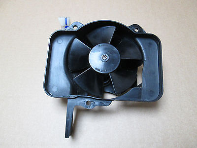 KTM RC 125 2016 1800 MILES FROM NEW ONLY Radiator cooling fan