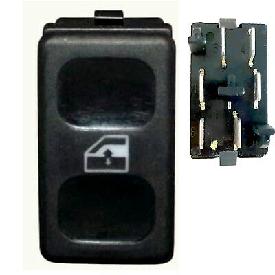Electric Power Window Winder Switch Button 6 pin for VW SEAT 191959855 EAP