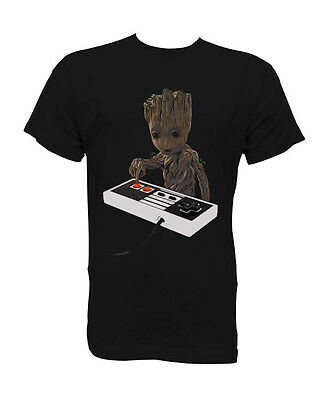 Camiseta t-shirt Guardianes de la Galaxia Groot XS-S-M-L-XL