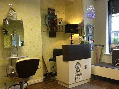 hairdressing and beauty salon business for sale