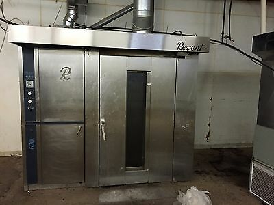 Revent 620 Gg Oven Model 620,  Natural Gas, 208 Volts,  3 Phase