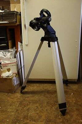 Meade ALTAZ Telescope Mount with Tripod & SLO-MO Controls for 80MM DS Tube