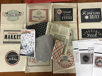 Sweetwater For Moda | Feed Company Block Of The Month Kit