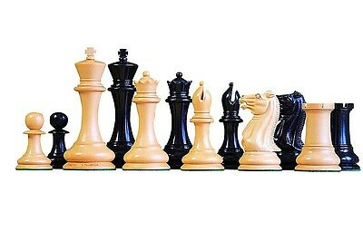 1850 Jaques Cooke Chess Men Reproduction