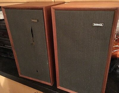 Goodmans High Fidelity Minister Speakers