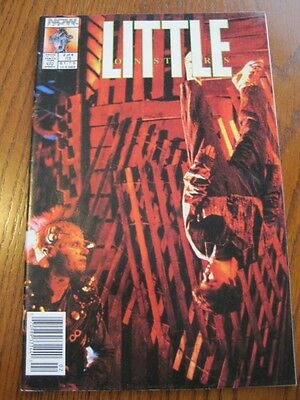 LITTLE MONSTERS Now Comic Run Amuck No 2 of 6 Feb. 1990 NM