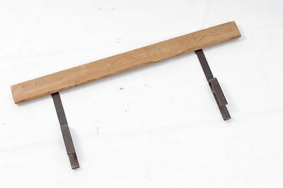 Beautiful Old Mount for Co-Sleeper Bed Child Cot Fall Protection Wood