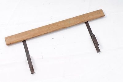 beautiful old Bracket for Baby bed Co-sleeper bed Child cot Fall protection Wood