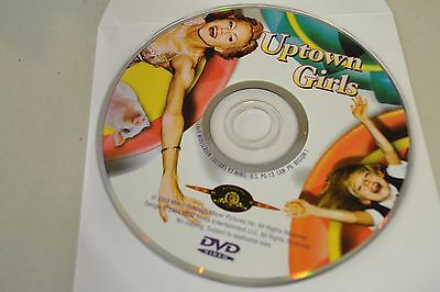 Uptown Girls (DVD, 2004)Widescreen Disc Only Free shipping 3-300