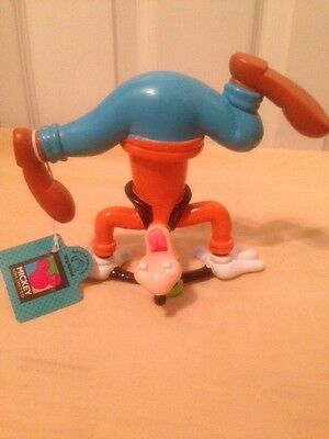 Goofy - Upside Down Bobble Head; Applause;  New