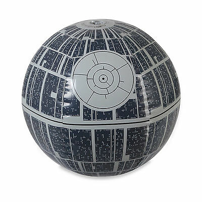 Star Wars Light-Up Death Star Beach Pool Ball LED Lights Party Collectibles New