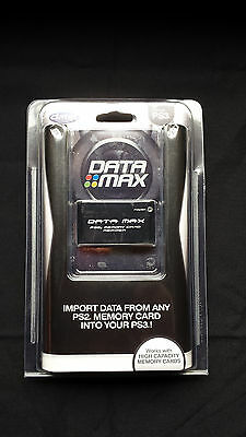 PS2/PS3 Data Max Memory Card Reader (Transfer Your PS2 Game Saves)