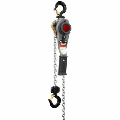 JET 376101 3/4-Ton Capacity Lever Hoist w/ 10 ft. Lift & Overload Protection New
