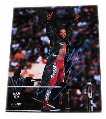 Wwe Edge Rated R Superstar Hand Signed 8X10 Rare Autographed Wrestling Photo