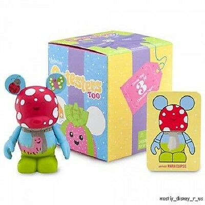 "New Disney Store Exclusive Vinyl Cutesters Too Vinylmation 3"" Blind Box Chaser?"