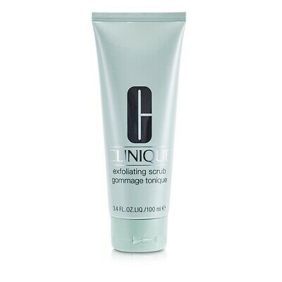 Clinique Exfoliating Scrub 100ml Womens Skin Care
