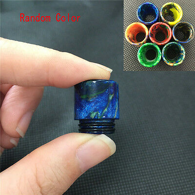 1PC Epoxy Resin Wide Bore Drip Tip Cap Mouthpiece Cover Fit Tank TFV8 TFV12 HOT
