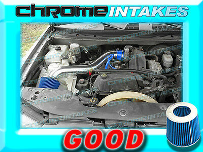 BLACK BLUE 2002-2003 CHEVY TRAILBLAZER//GMC ENVOY//BRAVADA 4.2 I6 AIR INTAKE 1