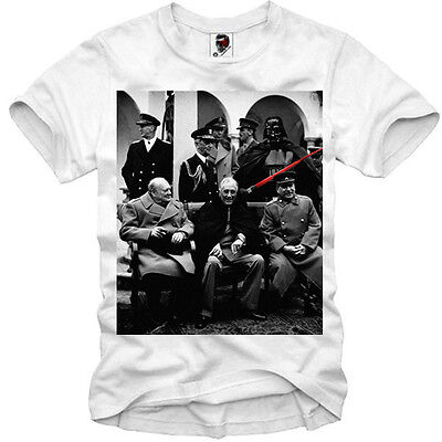 E1SYNDICATE T-SHIRT DOPE LEIA TROOPER SAVAGE PIN UP YODA DJ  1733C