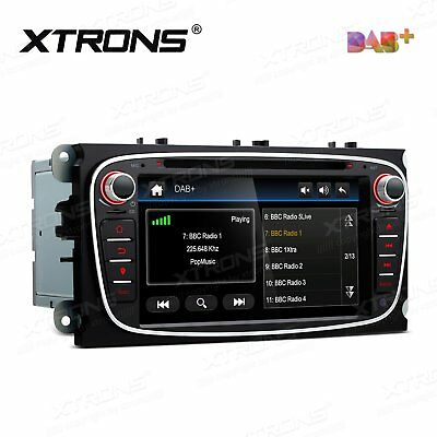 "7"" DAB+ Digital Radio Car DVD Stereo GPS Navi Player for Ford Focus Mondeo S-Max"