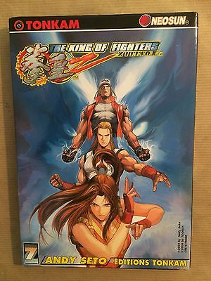 King Of Fighters Zillion - T7