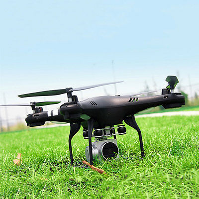 Video 2.4Ghz Wifi Altitude Hold Set Height Camera Drone Quadcopter Aircraft